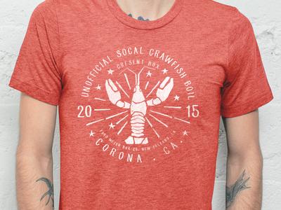 2015 Crawfish Tee