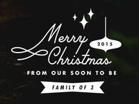 Christmas Card Type Treatment