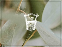 The Eden Well Bucket Icon