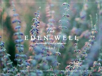 The Eden Well Logo Type