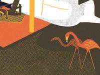 Friendly Flamingos