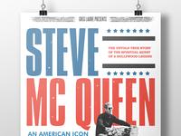 Steve McQueen Doc Poster 2/4