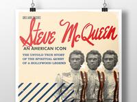Steve McQueen Doc Poster 3/4