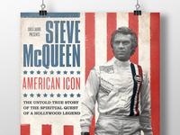 Steve McQueen Doc Poster 4/4