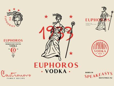 Unused Euphoros Branding