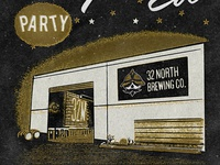 32N Brewery New Years Eve Party 2018