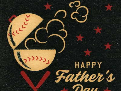 Big Fly Fathers Day Graphic