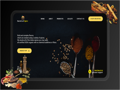 003 - Landing Page minimal app ux logo website web ui design adobe daily 100 challenge dailyuichallenge dailyui
