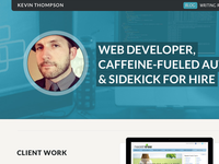 Reviving an Old Website Design