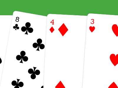 CSS Playing Cards css webkit-transform