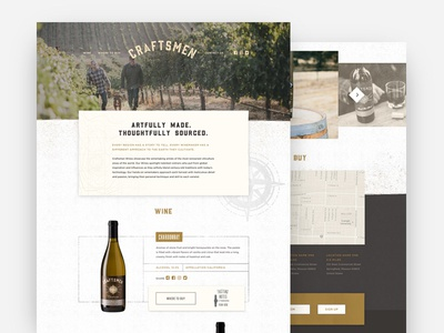 Craftsmen Wines