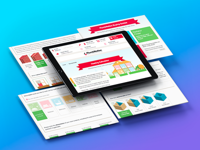 Dynamic Buying Guides frontend product design ux ui