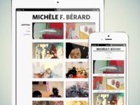 Michèle Bérard Website