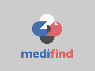 Medifind Logo pharmacy medicine logo