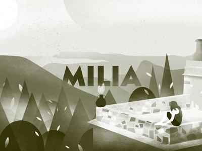 Milia Mountain Resort