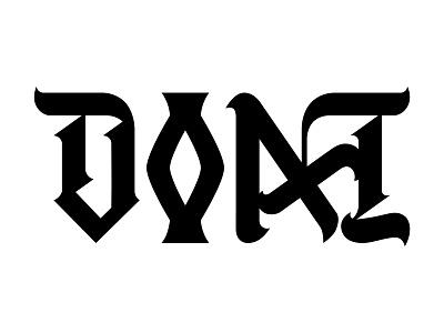 Дом pltnk letters vectorized vector experimental blackletter lettering calligraffiti calligraphy