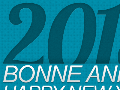 HTML page for the new year new year psd photoshop france