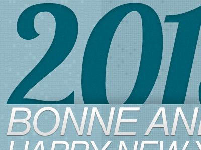 Bonne annee 2013 thumb
