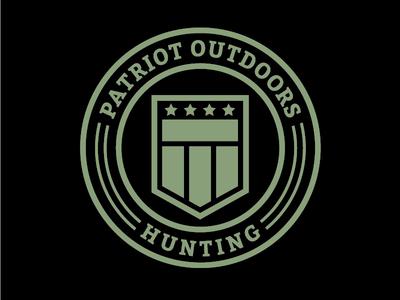 Patriot Outdoors Hunting Logo