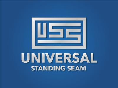 Universal Standing Seam Logo