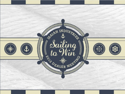 Sailing To Win Event Logo