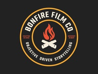 Bonfire Film Co. Logo Redesign