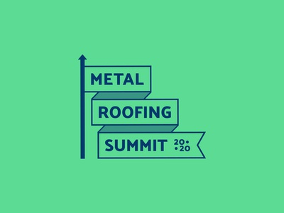 Metal Roofing Summit Logo 2020