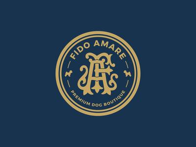 Fido Amare Logo Redesign