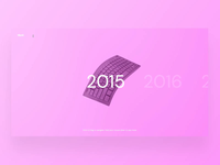 We are 5 years old birthday happy swiss canvas fancy pink responsive shader slider