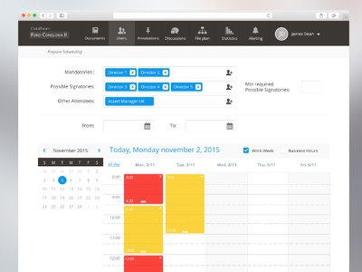 Dataroom da webapp app webdesign ui web