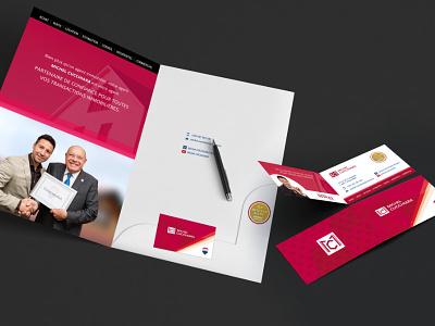 Brand communication identity brand design graphic