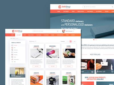Catalogue intranet website website intranet catalogue