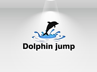 Fish Logo Design - Business Logo - logo design design beauty logo realestate logo company logo business logo brand identity logo designer logodesign logo dolphin logo fish logo