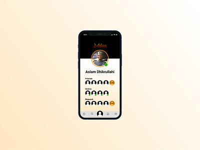 Daily UI #006 branding logo illustration figma dailyui ui interface experience interface design design app