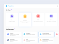 The Platform - Dashboard