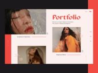 Photographer - Portfolio Exploration