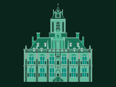 Old City Hall Delft