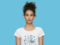 Heron X Zebra Shirt