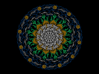 World Mandala