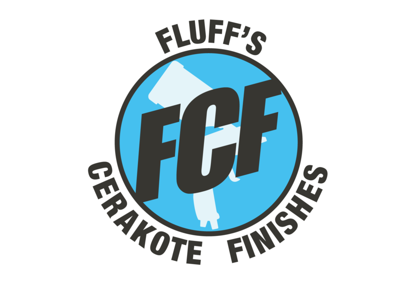 FCF Logo vector logo brand lettering identity minimal typography branding design color