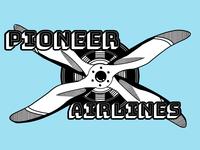 Airline logo concept