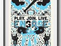 Engage Poster