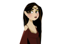 Henwen - Character Design - Celtic Goddess