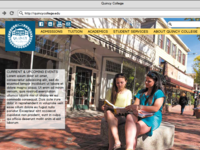 Quincy College Website