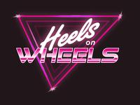 Heels On Wheels Logo