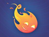 Fire Ball - Character Design