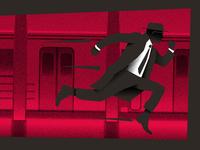 Super Secret Stealthy Spies - Train Station