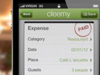 New expense UI