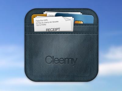 Wallet iOS icon wallet card receipt ios icon iphone