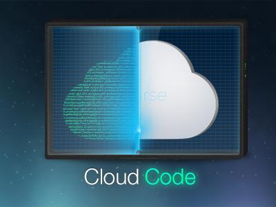 Cloud Code parse cloud code icon api
